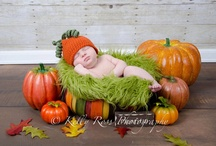 Baby Photography - Autumn