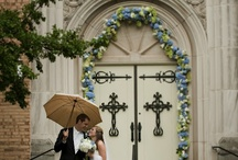 wedding ceremony  / by lillie's flowers for weddings and celebrations