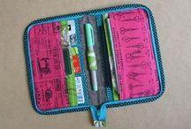 carteiras com ziper