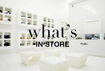 WHAT'S IN STORE / Fab finds here and there