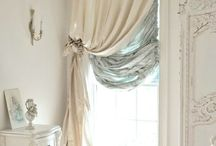 Vintage Bedroom downstairs / by Deanna Munson
