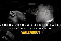 Joshua V Parker / Where will you be watching the much anticipated #JoshuaVParker Fight EventsnWales is promoting a range of #Ticket events and #AfterParties get them quick