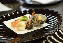 Gourmet Presentation / The Art of Plating has been the recent top dinner conversation topics. The way how dishes are plated can influence the way people appreciate food.