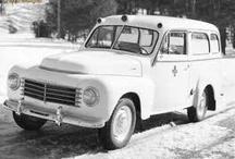 Volvo ambulance ambulans