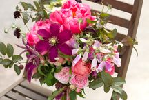 Floral / Fresh floral ideas