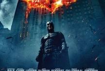 Dark Knight Rises - Batman Mans / by Curt Johnson