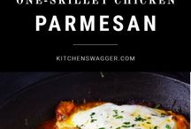 Chicken parmesan recipes
