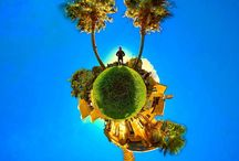 Tiny Planets by Life in 360 / Exploring the world of tiny planet photography. Everything is shot with the Ricoh Theta S camera.