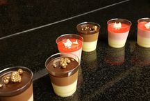 Desserts from Satkeer Catering