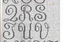 crochet letter