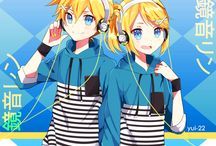 Vocaloid / Mostly Rin and Len, and a smattering of Mekaku City Actors!  If you know any great vocaloid songs, please leave a comment on a pin.  Thanks! / by Ciel Phantomhive