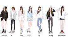 Kpop style