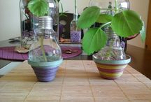 Mis creaciones: terrarios, macetas y más...