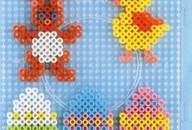 Perler bead patterns / by Nicky James