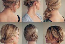 Hair / by Samantha Matthews