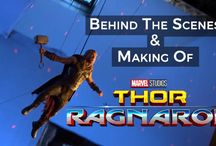 Behind The Scenes and Making of Thor: Ragnarok (Thor 3)