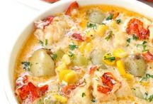 Soups, Chowders, and Stews