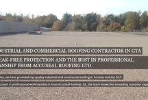 Commercial Roofing / Commercial Roofing Gallery