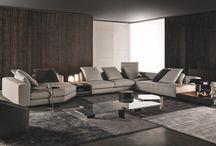 Minotti 2016 sofas