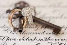 Engagement/Wedding Photo Ideas / by Courtney Lynn