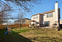 New Listing in Round Rock, TX Offered at $175,000 / 3069 Hill in Round Rock , TX , 78664 is an immaculate 4 bedroom home close to eateries, shopping, and more! Home features open spacious floor plan, fireplace, game room on second floor, tons of windows providing lots of natural light, and lots of storage space!  Kitchen boasts stainless steel appliances and center island. Master features double vanity and huge closet. Backyard is huge and has an extended wooden deck, great for entertaining!
