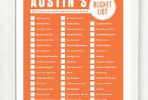 Austin / by Kimberly Hamrick
