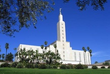 LDS  temples / by Tom Estoesta