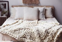 Comfy cozy home decor and design