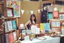 craft fair booths