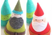 Christmas Sewing/Craft / Christmas Sewing and Craft Ideas & Inspiration