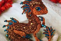 Beads Dragons