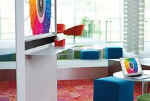 Workspace Technology / Featuring our range of workspace technology solutions designed to help you create and collaborate more effectively.