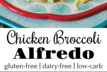 Gluten free dairy free dinners