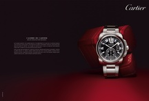 Calibre de Cartier / by Cartier
