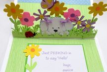Pop Up Cards / by Kathy Welch