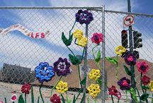 Yarn graffiti / by Sarah North
