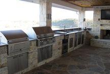Outdoor Kitchens