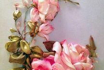 flores de fita