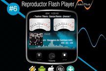 Reproductor Flash Player AACPlus #6 / Reproductor Flash Player AACPlus #6 gratis optimizado con soporte en todos los navegadores web. Realmente son ultra ligeros. Para su Radio por Internet AACPlus. - www.surdatanet.net - www.moqueguahost.com - www.surdatacenter.com