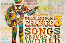 PLAYING FOR CHANGE / Playing for Change is a multimedia music project, created by the American producer and sound engineer Mark Johnson with his Timeless Media Group, that seeks to inspire, connect, and bring peace to the world through music.