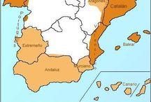 Lengua española; lenguas de España y de América
