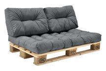 sofá pallet