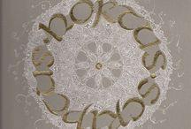 my calligraphy / works of  marianna moori (barbara wilińska)