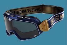 Ride goggles