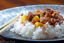 Asian Food Creations
