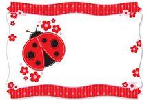 Ladybug & Bee