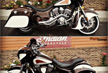 Motociclette Indiane