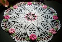 one pin many doilies