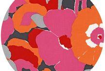 Poppy Quilt Fabrics