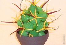 QUILLING  cactus
